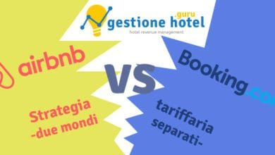 Photo of Air bnb vs. Booking.com: confronto tra strategie di vendita