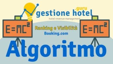 Photo of Booking.com: spiegazione dell'algoritmo di visibilità