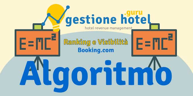 Algoritmo booking.com